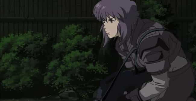 Ghost in the Shell: Stand Alon... is listed (or ranked) 1 on the list The 14 Best Anime With Female Protagonists