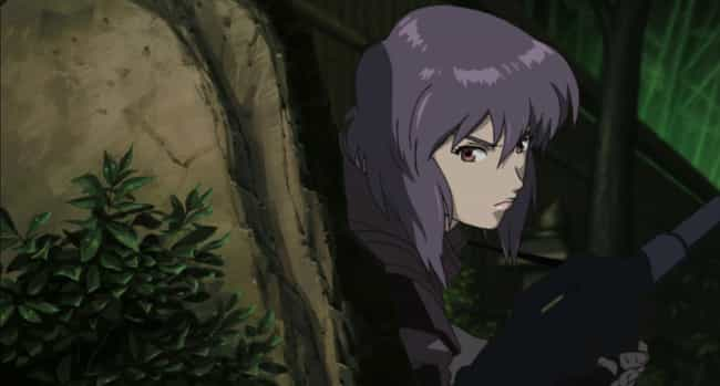 Ghost in the Shell: Stand Alon... is listed (or ranked) 2 on the list The 14 Best Anime With Standalone Episodes