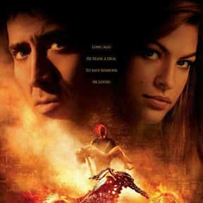 Ghost Rider is listed (or ranked) 20 on the list The Best Nicolas Cage Movies