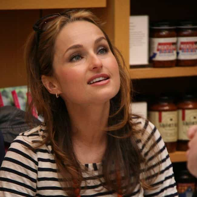 Giada De Laurentiis is listed (or ranked) 4 on the list Famous Female Chefs