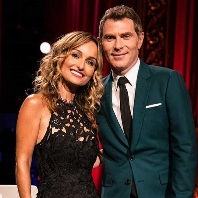 Giada De Laurentiis is listed (or ranked) 3 on the list Bobby Flay Loves And Hookups