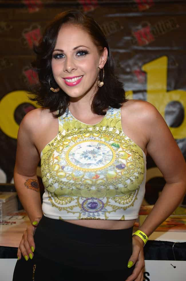 Gianna Michaels is listed (or ranked) 5 on the list List of Famous Pornographic Actors