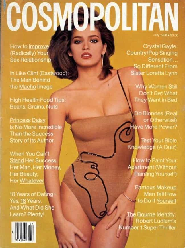 Gia Carangi is listed (or ranked) 2 on the list The Best Cosmopolitan Covers
