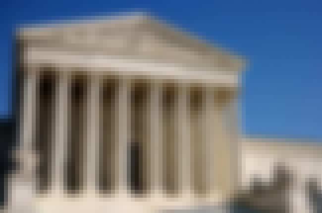 Gideon v. Wainwright is listed (or ranked) 3 on the list The Most Important Supreme Court Cases