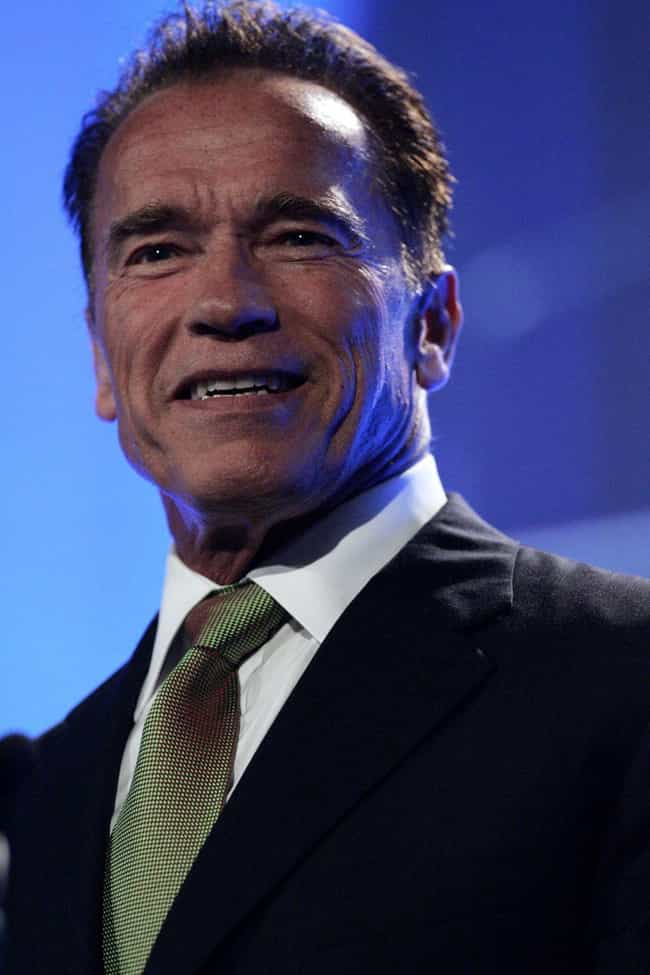 Gigi Goyette is listed (or ranked) 4 on the list Women Who Arnold Schwarzenegger Has Dated