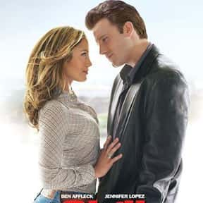 Gigli is listed (or ranked) 18 on the list The Worst Movies Of All Time