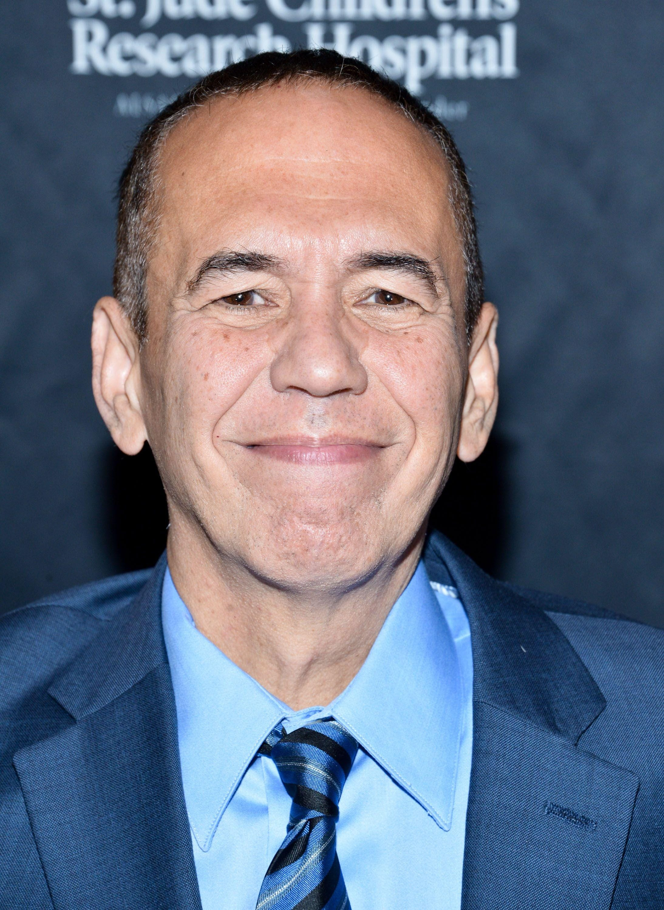 Gilbert Gottfried Rank...