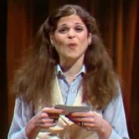 Gilda Radner is listed (or ranked) 3 on the list The Best SNL Cast Members of the '70s
