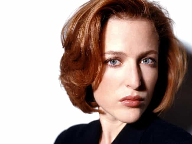 Gillian Anderson is listed (or ranked) 1 on the list 27 Celebrities Who Are Expats