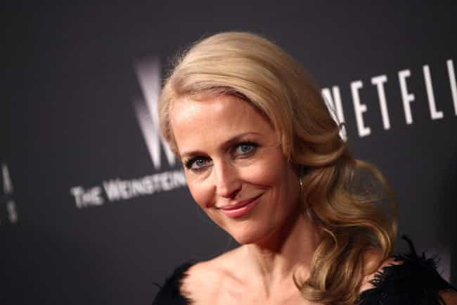 Gillian Anderson is listed (or ranked) 4 on the list The Cast of The X-Files: Where Are They Now?