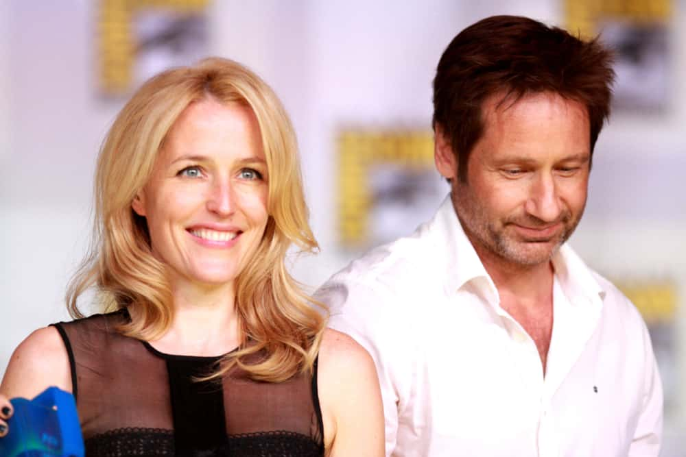 Gillian Anderson is listed (or ranked) 1 on the list Women Who David Duchovny Has Dated