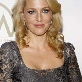 Gillian Anderson is listed (or ranked) 15 on the list List of Famous Activists