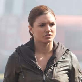 Gina Carano - Agent Riley Hick is listed (or ranked) 25 on the list Full Cast of Fast & Furious Franchise