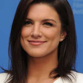 Gina Carano is listed (or ranked) 9 on the list Famous Female Athletes from United States of America