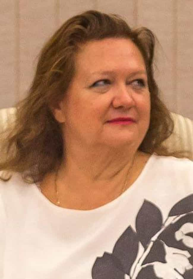 Gina Rinehart is listed (or ranked) 1 on the list Wealthy People Who Are Basically Supervillains