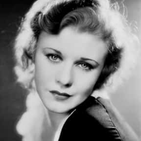 Ginger Rogers is listed (or ranked) 7 on the list The Greatest American Actresses Of All Time