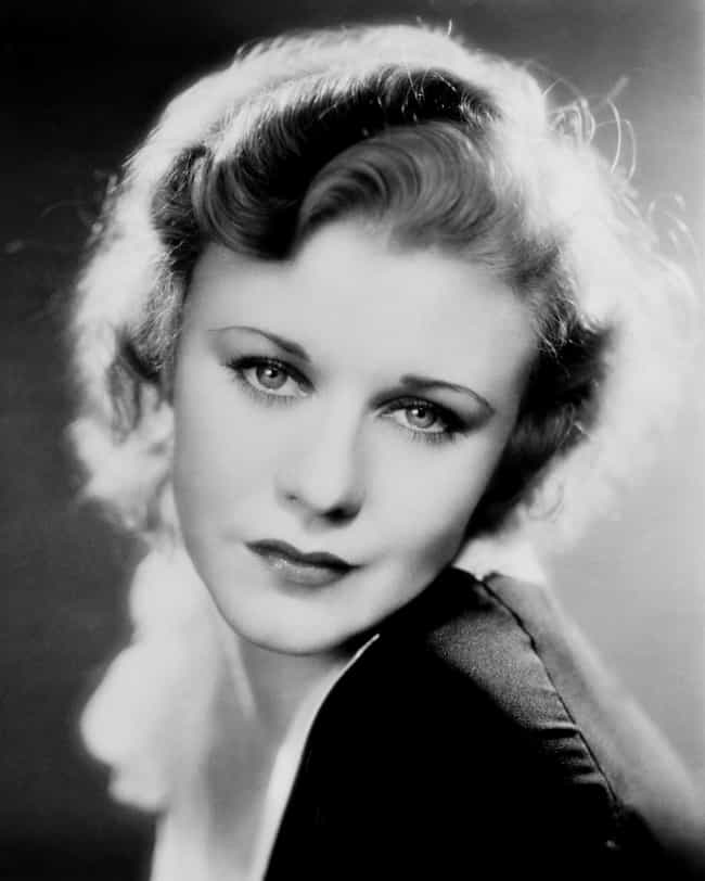 Ginger Rogers is listed (or ranked) 4 on the list Famous Friends of Lucille Ball