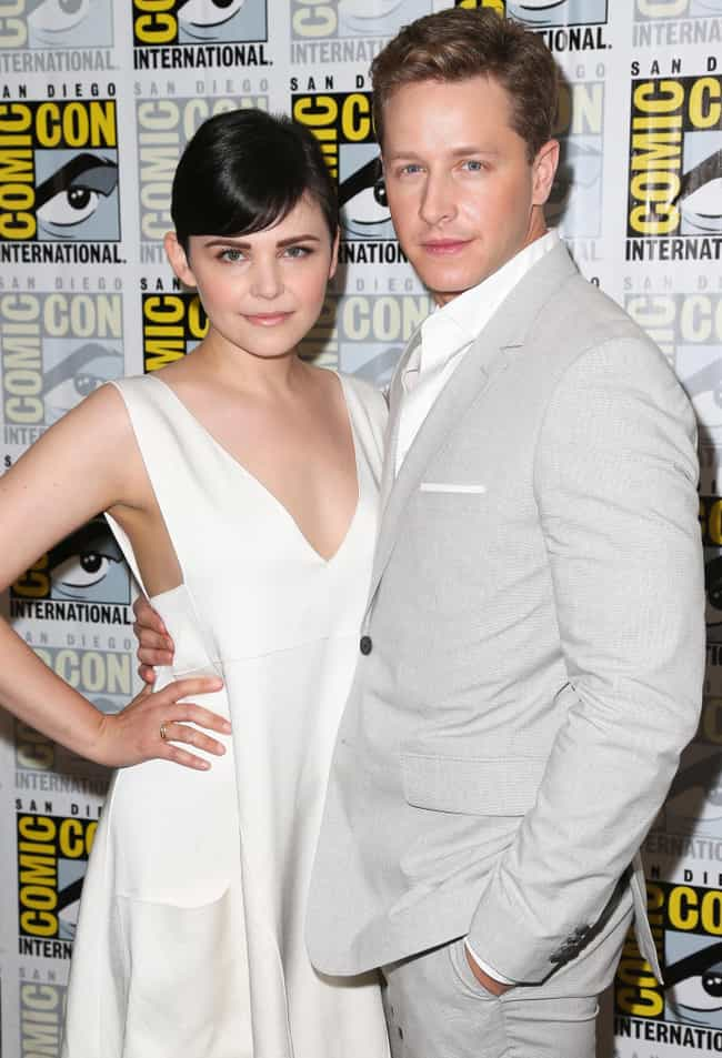 Ginnifer Goodwin is listed (or ranked) 2 on the list Celebrity Pregnancies 2013