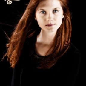 Ginny Weasley is listed (or ranked) 19 on the list The Greatest Harry Potter Characters, Ranked