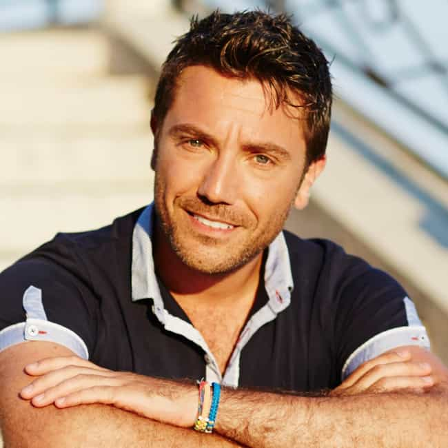Gino D'Acampo is listed (or ranked) 3 on the list Famous Chefs from Italy
