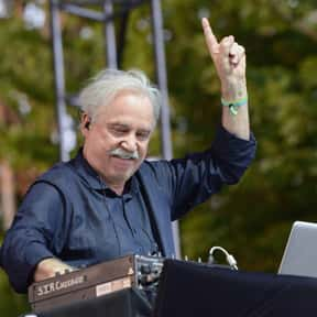 Giorgio Moroder is listed (or ranked) 25 on the list The Best Electronic Bands & Artists