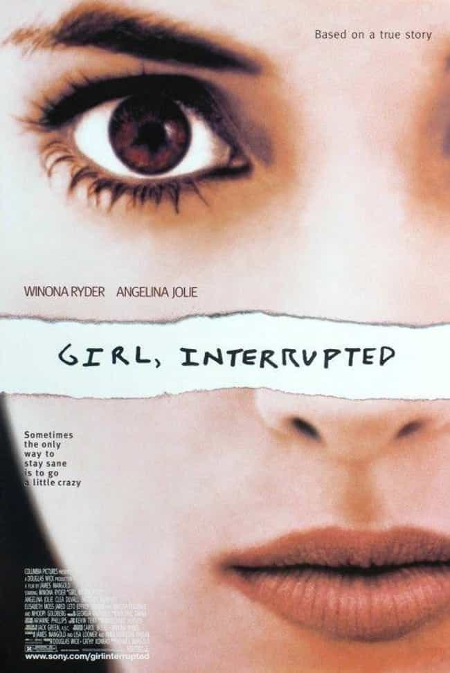 Girl, Interrupted is listed (or ranked) 3 on the list The Best Movies About Eating Disorders