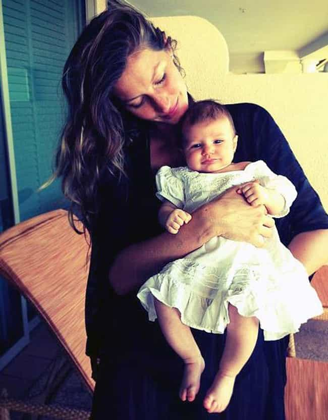 Gisele Bündchen is listed (or ranked) 3 on the list 23 Celebrities Who Had Home Births