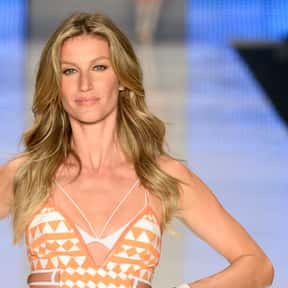Gisele Bündchen is listed (or ranked) 10 on the list List of Famous Models