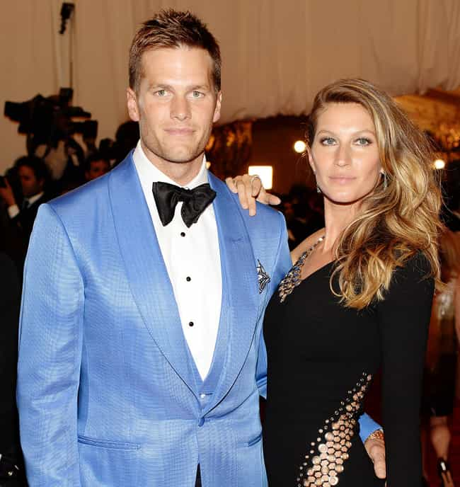 Gisele Bündchen is listed (or ranked) 3 on the list Women Who Keep Dating Professional Athletes