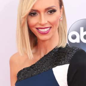 Giuliana Rancic is listed (or ranked) 25 on the list The Worst Falls from Grace in 2015