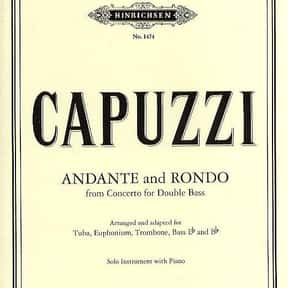 Antonio Capuzzi is listed (or ranked) 5 on the list Famous Violinists from Italy