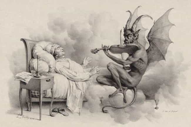 Giuseppe Tartini is listed (or ranked) 7 on the list 13 Famous Historical Figures Who Allegedly Sold Their Souls To The Devil