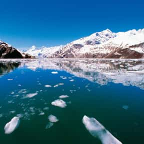 Glacier Bay National Park and  is listed (or ranked) 22 on the list The Best National Parks in the USA
