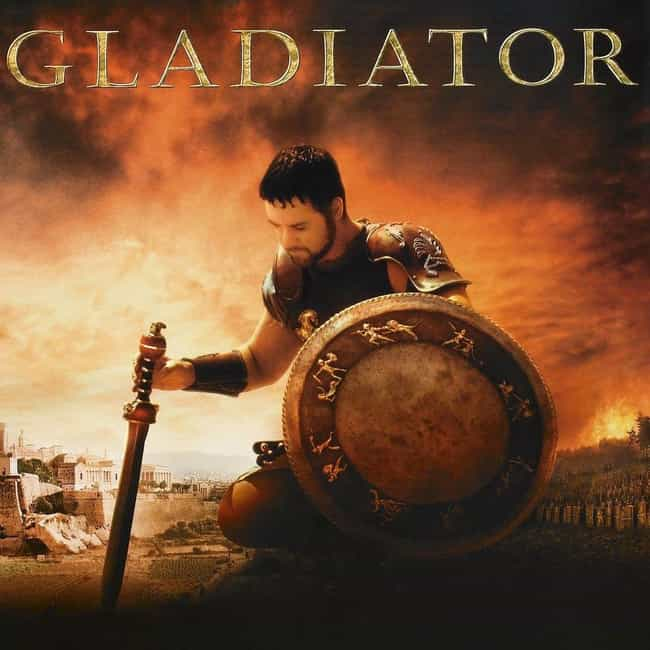 Gladiator is listed (or ranked) 4 on the list The Most Offensive Best Picture Oscar Wins
