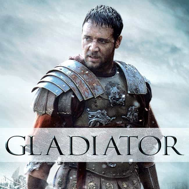 Gladiator is listed (or ranked) 4 on the list What to Watch If You Love The Hunger Games