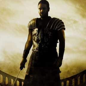 Gladiator is listed (or ranked) 3 on the list The Most Inspirational Movies Ever