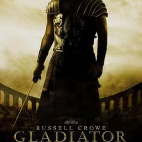 Gladiator is listed (or ranked) 10 on the list The Best R-Rated Movies That Blew Up At The Box Office