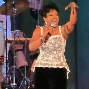 Gladys Knight is listed (or ranked) 4 on the list The Greatest Black Female Singers
