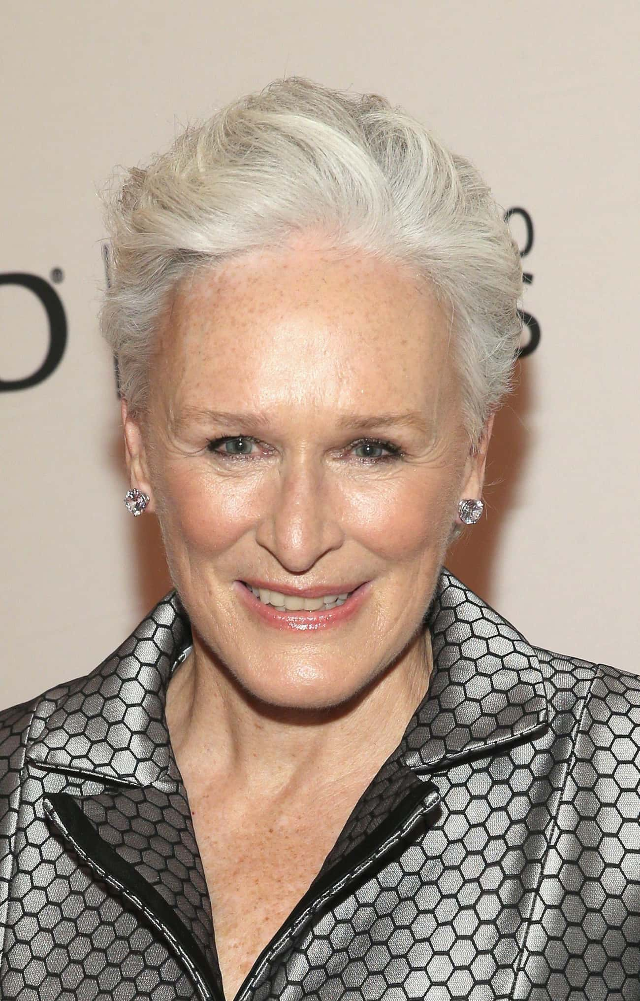 Glenn Close is listed (or ranked) 3 on the list Famous Friends of Martha Stewart