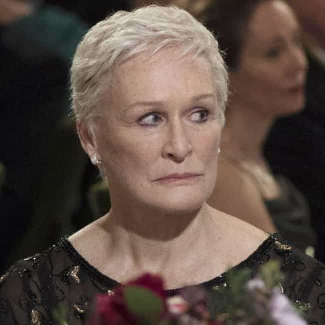 Glenn Close is listed (or ranked) 4 on the list Who Will Win Best Actress At The 2019 Oscars?