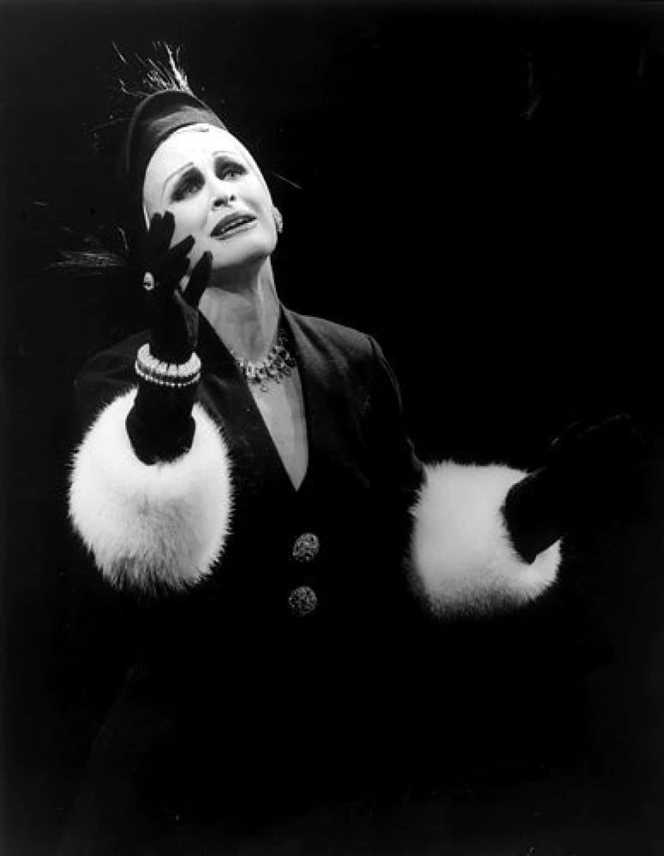 Glenn Close is listed (or ranked) 3 on the list 18 Famous Actresses Who Won Tonys for Musicals