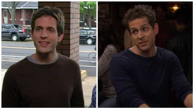 Glenn Howerton is listed (or ranked) 4 on the list How the Cast of It's Always Sunny Aged Throughout the Show