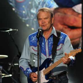 Glen Campbell is listed (or ranked) 5 on the list Famous People Named Glen or Glenn