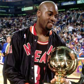 Glen Rice is listed (or ranked) 17 on the list The Greatest Shooting Guards in NBA History