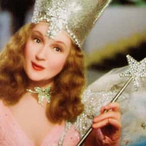 Glinda is listed (or ranked) 11 on the list The Greatest Fictional Queens