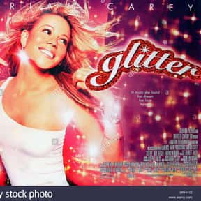 Glitter is listed (or ranked) 8 on the list The Worst Movies Of All Time