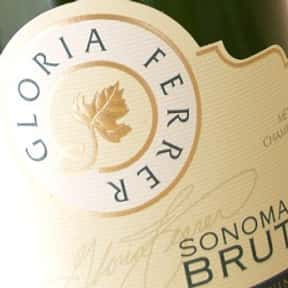 Gloria Ferrer Champagne Caves is listed (or ranked) 7 on the list The Best Sparkling Wine Brands