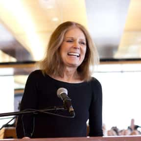 Gloria Steinem is listed (or ranked) 21 on the list List of Famous Editors