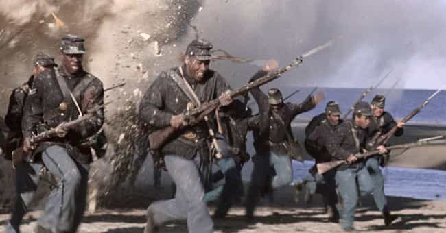Glory is listed (or ranked) 6 on the list Brutal War Movies That Absolutely Got It Right