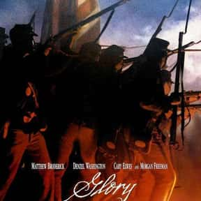 Glory is listed (or ranked) 9 on the list The Best Denzel Washington Movies